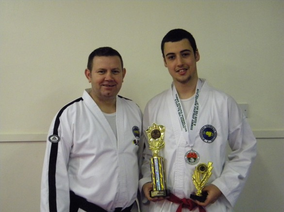 Samy wins points Division at Tallaght Open